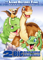 Land Before Time: 2 Big Dino-Riffic Adventures