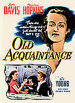 Old Acquaintance Poster