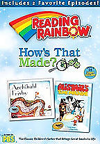 Reading Rainbow - How's That Made?
