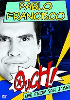 Pablo Francisco - Ouch! Live from San Jose�
