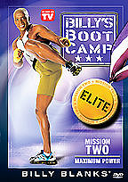 Billy Blanks Bootcamp Elite - Mission 2: Maximum Power
