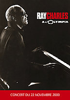 Ray Charles - Live at the Olympia 2000