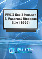 1944 WWII Sex Education Venereal Diseases Film