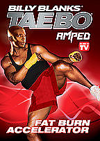 Billy Blanks Tae Bo Amped - Fat Burn Accelerator