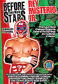 Before They Were Wrestling Stars - Rey Misterio, Jr.