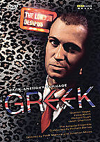 Mark-Anthony Turnage - Greek