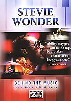 Stevie Wonder - Behind The Music