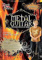 Metal Guitar - Modern, Speed and Shred: Beginner