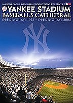 MLB Yankee Stadium: Baseball's Cathedral
