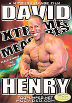David Henry - Xtreme Bodybuilding Measure