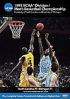 1993 North Carolina vs Michigan