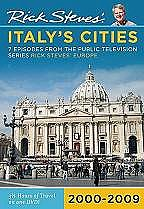 Rick Steves' Italy's Cities 2000-2009
