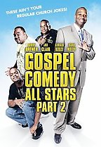 Gospel Comedy All Stars 2 - These Aint Your Regular Church Jokes