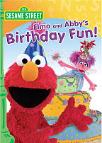 Elmo and Abby's Birthday Fun!