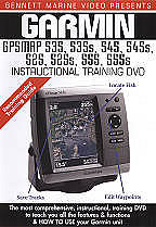 Garmin GPSmap 535, 535S Inland, 545, 545S Offshore, 525, 525S, 555 and 555SD World