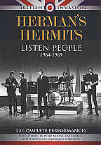 Herman's Hermits: Listen People 1964-1969