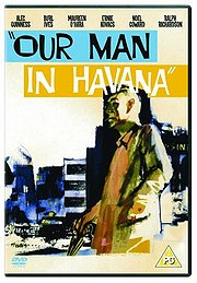 Our Man in Havana Poster