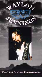 Waylon Jennings: The Lost Outlaw Performance