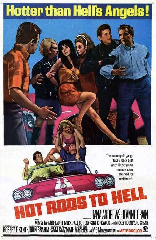 Hot Rods to Hell (52 Miles to Terror)