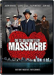 The St. Valentine&#039;s Day Massacre Poster