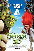 Shrek Forever After poster & wallpaper