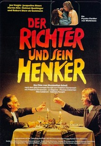 End of the Game (Der Richter und sein Henker) (The Judge and His Hangman)