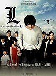Death Note: L Change the World Poster