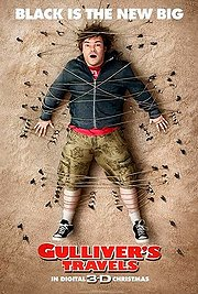 Gulliver&#039;s Travels Poster