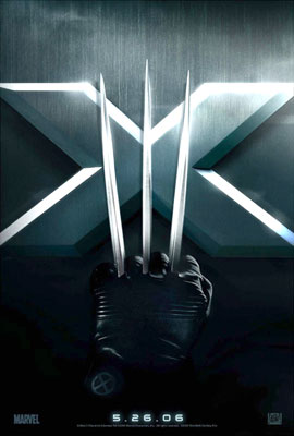 Poster del film X-Men: conflitto finale