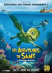 A Turtle&#039;s Tale: Sammy&#039;s Adventures Poster