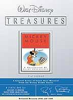 Walt Disney Treasures: Mickey Mouse in Living Color - A Collection of Color Adventures
