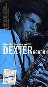 Dexter Gordon - More Than You Know