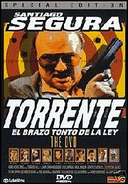Torrente, el brazo tonto de la ley (Torrente, the Stupid Arm of the Law)