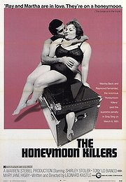 The Honeymoon Killers Poster