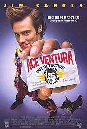 Ace Ventura: Pet Detective Poster