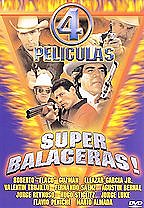 4 Peliculas Super Balaceras