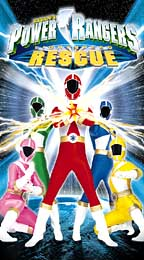 Power Rangers: Lightspeed Rescue