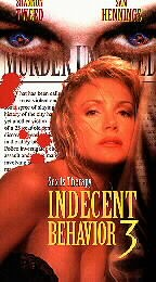 Indecent Behavior 3 movie posters