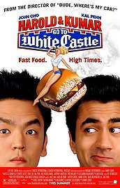 Harold &amp; Kumar Go to White Castle Poster