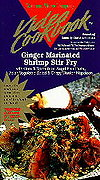 Video Cookbook: Ginger Marinated Shrimp Stir Fry
