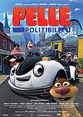 Pelle Politibil g�r i vannet (Ploddy the Police Car Makes a Splash)