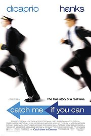 Catch Me If You Can film poster
