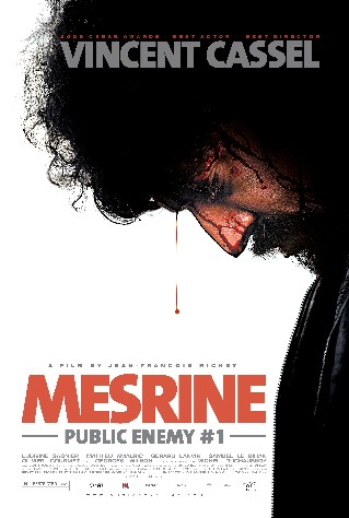 Mesrine: Public Enemy #1