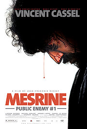 Mesrine: Public Enemy #1 Poster