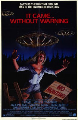 Without Warning (It Came Without Warning) (Alien Encounters)