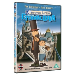 Professor Layton And The Eternal Diva (Reiton ky�ju to eien no utahime)