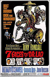 7 Faces of Dr. Lao Poster