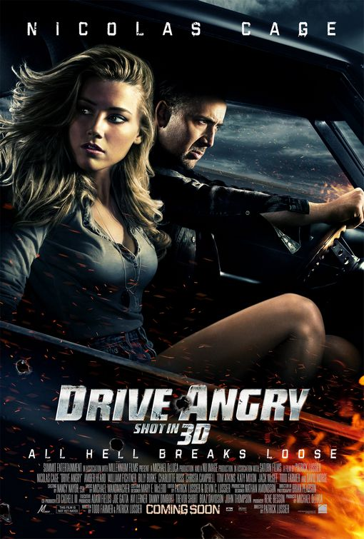 Poster del film Drive Angry