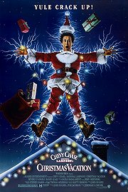 Christmas Vacation Poster