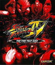 Уличный боец IV OVA-1 / Street Fighter IV: The Ties That Bind [2009]